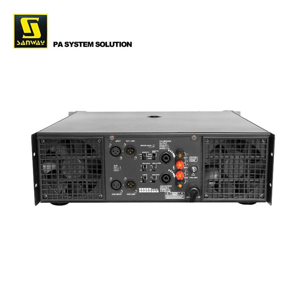 CA30 Class H High Power Public Address Power Amplifier-in