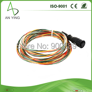 10m location water leak detection equipment 4 pins leading wire good and easy products water leak detection system water leak detection equipment water leak detector devices