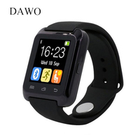Uwatch smartwatch بلوتوث سمارت ووتش ل فون ios الروبوت ويندوز الهاتف ارتداء ساعة جهاز لبس smartwach