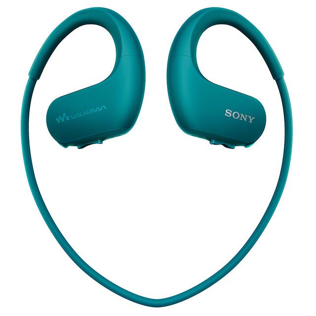 Original Sony NW-WS413 4GB MP3 player mini sports running swimming headphones waterproof walkman ear hook earphones