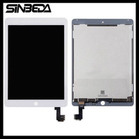 Sinbeda 2048 1536 LCD For IPad Air 2 A1567 A1566 LCD Display Panel Touch Screen Digitizer