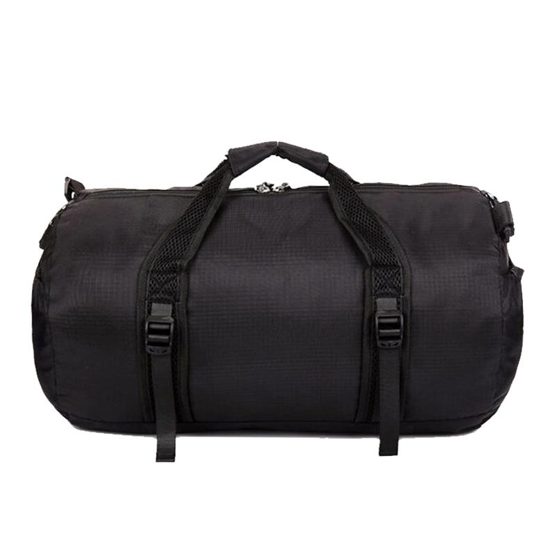 Scione Vanntett Reise Bag Multifunksjon Travel Duffle Vesker til - Bagasje og reiseposer - Bilde 5