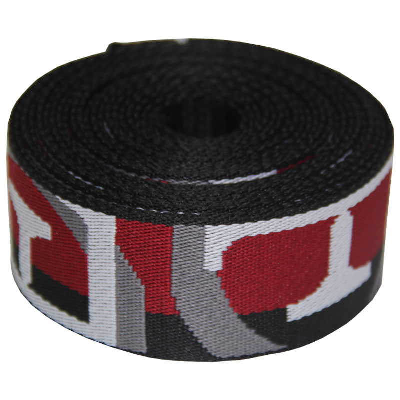2 Inch Red Seat-belt Polyester Webbing Closeout 50 Yards