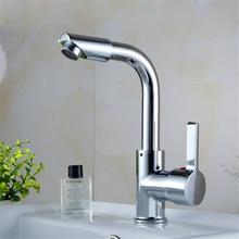 ห้องน้ำก๊อกน้ำหมุนได้ 360 องศาทำความสะอาดง่ายสำหรับอ่างล้างหน้าอ่างล้างจานและก๊อกน้ำห้องครัว Home improvement