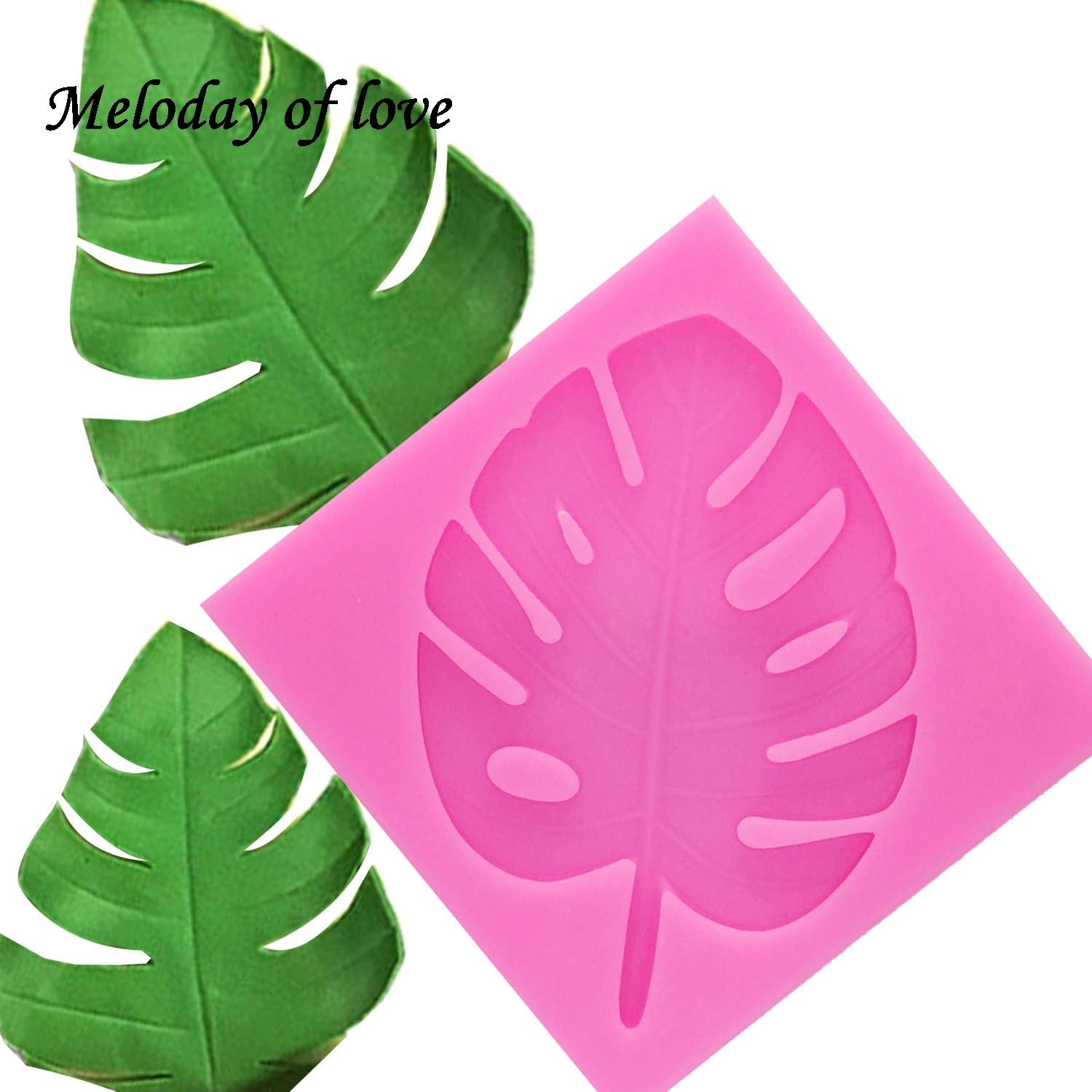 GREEN MAN Large Craft Sugarcraft Sculpey Silicone Rubber Mould