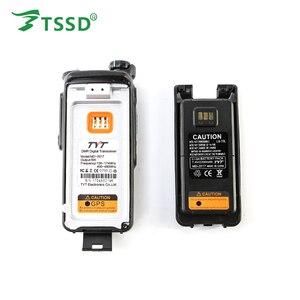 Image 3 - 원래 5W TYT GPS IP 67 방수 듀얼 밴드 144/430 디지털 DMR 양방향 라디오 MD 2017