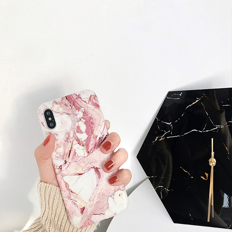 PINK-MARBLE-IPHONE-7-8-6-PLUS-X-CASE
