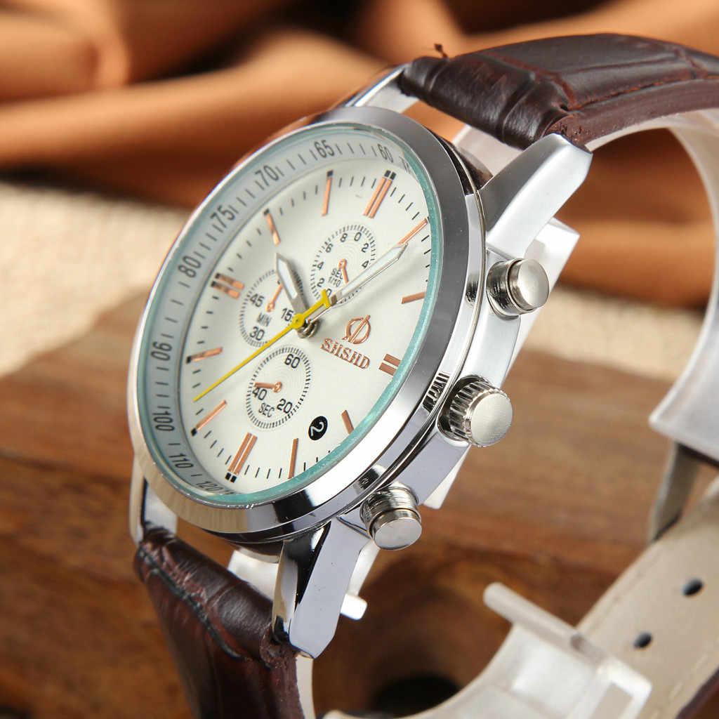 Relogio Masculino LIGE Mens 시계 브랜드 럭셔리 쿼츠 골드 시계 남성 캐주얼 가죽 군사 방수 스포츠 손목 시계