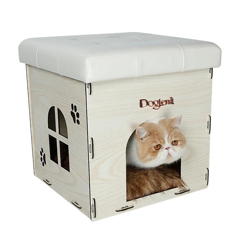 """""""DogLemi"""" nauja dizaino funkcinė gamta Medinis naminių gyvūnų - Naminių gyvūnėlių produktai - Nuotrauka 5"""
