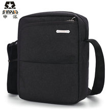 Sinpaid Famous Brand Men Tote Bags 2016 New Fashion Man Nylon Messenger Bag Male Cross Body Shoulder Business Bags For Men-FF
