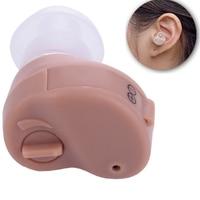 Super Mini Ohr Verstärker Hören Hörgeräte Persönlichen Sound-verstärker Maximiert Ohr Ton Lautstärke Einstellbar Kopfhörer deaf