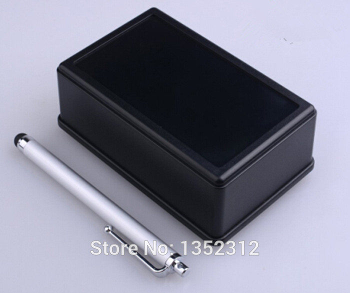 10 pcs/lot 110*70*40mm plastic enclosure for electronics abs project enclosure junction box waterproof IP54 box image