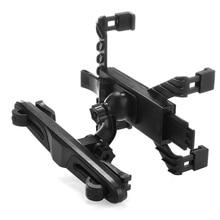 new Car Vehicle Seat Back Headrest Mount Holder Bracket For 7-10 Inch Tablet GPS Black