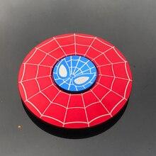 Doigt Gyro nouvelle main Spinner roue anti Stress Fidget Spinner coloré doigt gyroscope en alliage de Zinc jouet de décompression