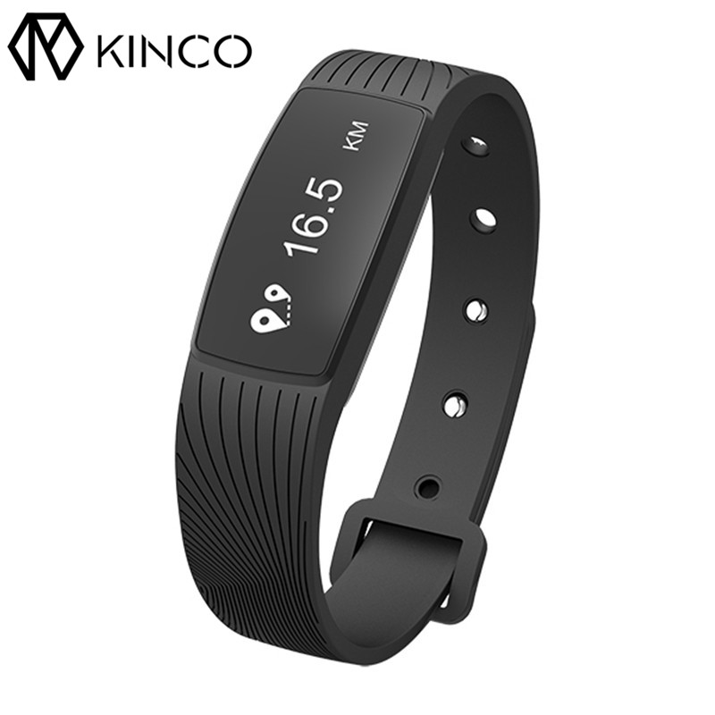 D08A Smart Bracelet Heart Rate Blood Pressure Monitor Tasks Remind Fitness Functions IP67 Waterproof Watch for