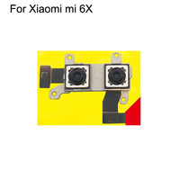 Tested good Original For For Xiaomi MI 6X Back Big Camera photo Module For Xiao mi MI 6X Rear Big Camera