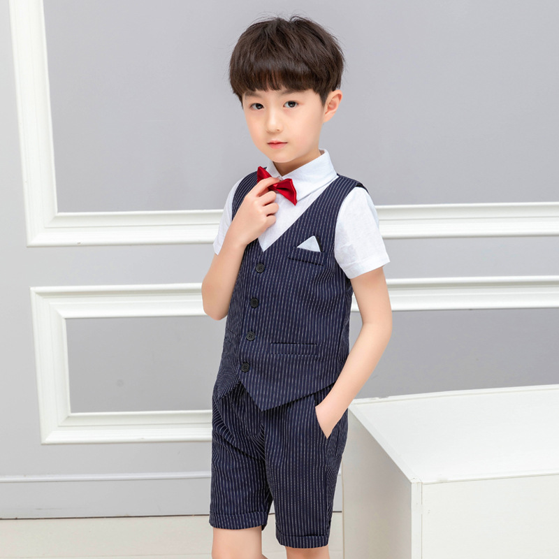 LUOBOBEIBEI Childrens Costume Summer Suits For Boys Suit For Toddler Boys Clothing Sets School Suit For Boy Kids BlazerLUOBOBEIBEI Childrens Costume Summer Suits For Boys Suit For Toddler Boys Clothing Sets School Suit For Boy Kids Blazer