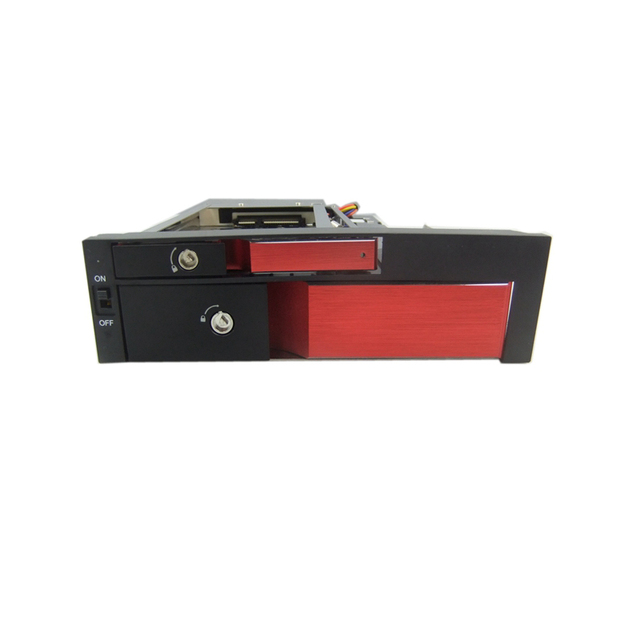 Muti-function 2.5+3.5in aluminum  SATA  HDD case  for computer accessories