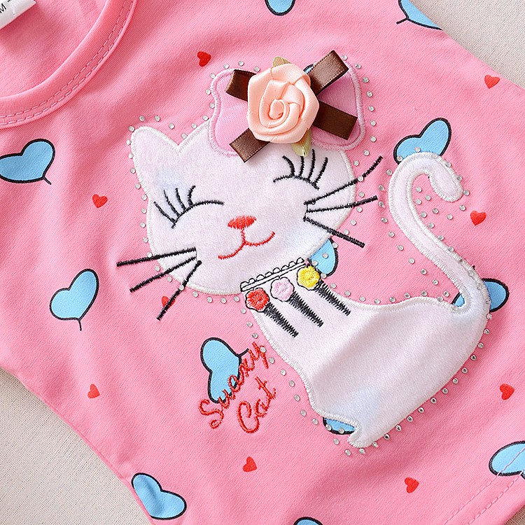 2016-Infant-clothes-toddler-children-summer-baby-girls-clothing-sets-cartoon-2pcs-cat-love-clothes-sets (4)
