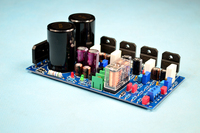 LM3886 120W 120W Dual Parallel Pure Rear Stage Power Amplifier Board With Protection