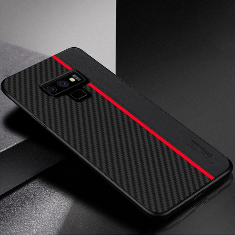 For Samsung Note 9 Case Original Fiber Protection Case For Samsung Galaxy Note 9 Case For Samsung S8 S9 S10 Plus Case
