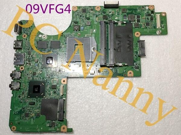09VFG4 9VFG4 Cn-09VFG4 For dell Vostro 3350 System Motherboard HM65 DDR3 AMD Radeon 512MB Graphics