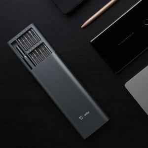 Image 3 - Набор отверток Xiaomi Mi Mijia Wiha 24 в 1, точный отверток, 60HRC, магнитные биты, домашний набор Xiaomi, ремонтные инструменты, оригинал