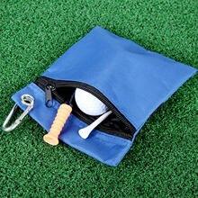 1 шт нейлоновая сумка для хранения мячей и тройников 16 х14
