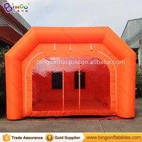 32.8ft x 16.4ft x 11.5ft Надувные Автомобильные красильной/air порошковое покрытие красильной/красильной покраска автомобиля игрушка палатка