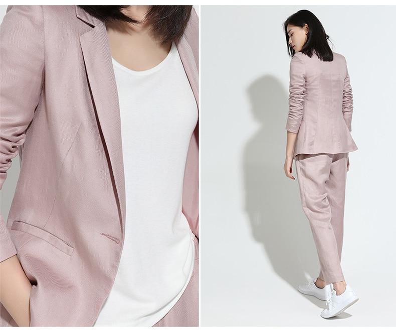 Новый модный костюм пальто 2018 женщин осенний костюм куртка