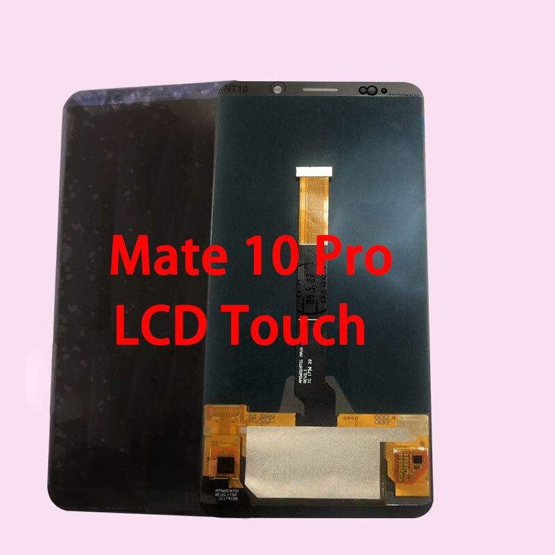 RYKKZ pour Huawei Mate 10 Pro BLA-L09 BLA-L29 écran LCD complet avec écran tactile numériseur assemblée 100% testé avec des outils