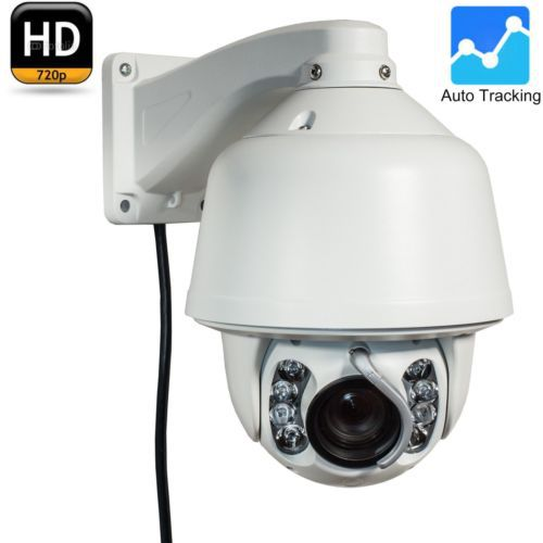 Auto tracking 1080P Outdoor IP Camera PTZ 30X ZOOM Waterproof PTZ Speed Dome Camera H.264 IR-CUT IR 150M Audio alarm auto tracking ptz camera 7 inch ir speed dome camera ccd 700tvl 36x optical zoom ir 150m osd menu outdoor ptz camera