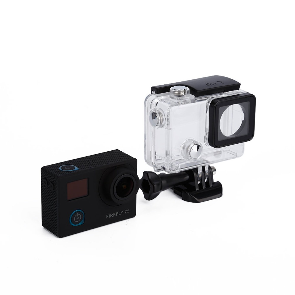 Portable 4K HD 1080P Waterproof Sports Camera Mini Camera 2 inch LCD Screen Car DV Video Camera with Carry Case Support TF Card все цены