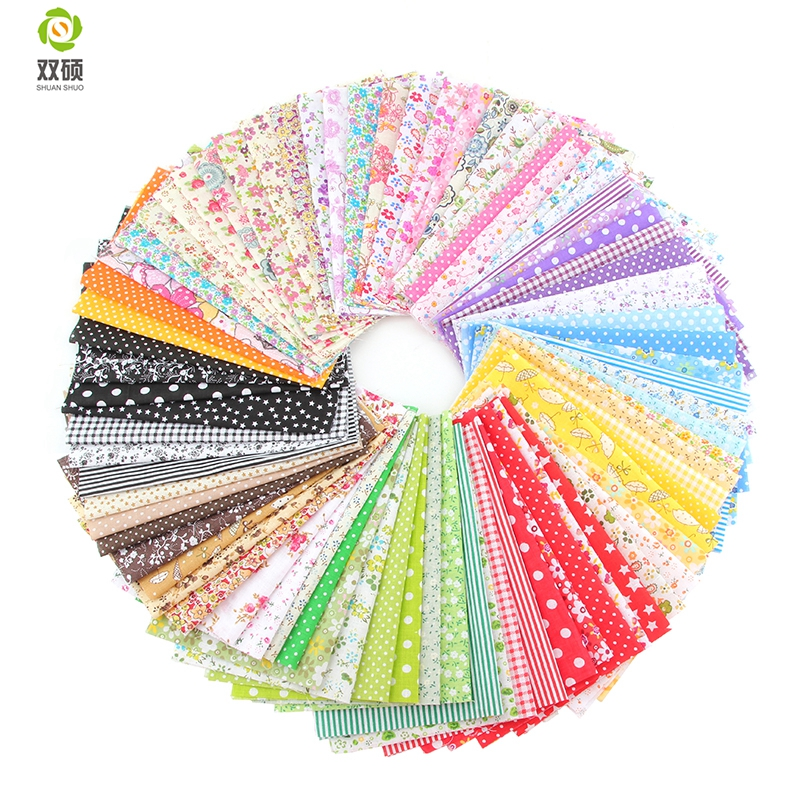 Online buy wholesale patchwork fabric from china patchwork for Bulk sewing material