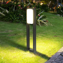 (WECUS) Courtyard lawn lamp LED street light outdoor home waterproof community garden villa courtyard floor