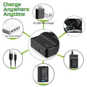 NP-FH50 NP-FH100 NP-FP50 NP-FP90 NP-FV50 USB зарядное устройство для Sony a230 a290 a330 a380 a390 камера зарядное устройство