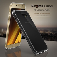 Aliantech Ringke Fusion SGP Ultra Hybrid Case For Galaxy A7 2017 Military Grade Drop Proof Cases
