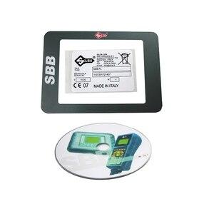 Image 5 - En kaliteli Profesyonel Silca SBB V33.02 Oto Anahtar programcı çoklu dil sbb araç anahtarı programlayıcı V33.02 Ücretsiz kargo