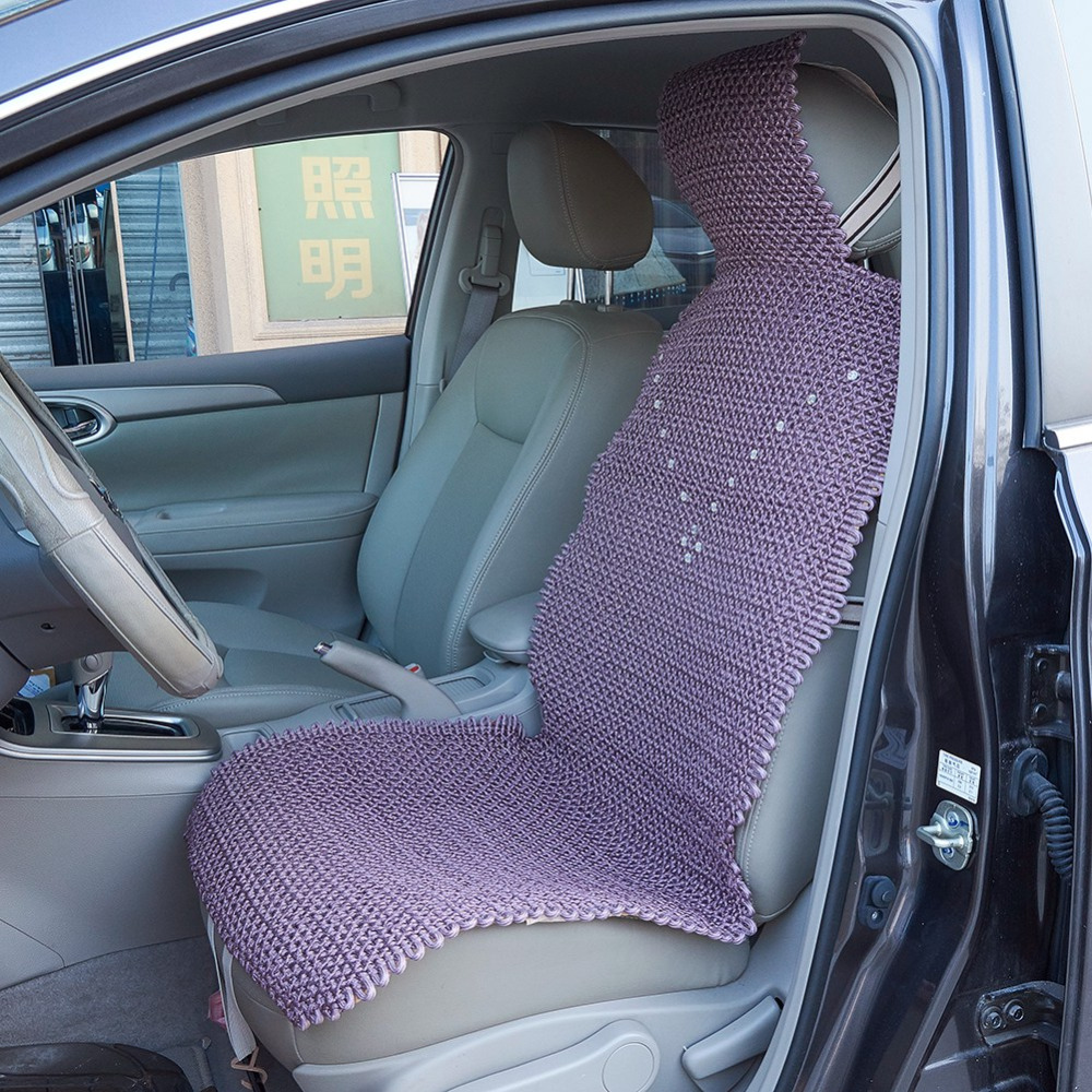 Us 24 0 1pc Ice Silk Car Seat Cover For Summer Universal Fit Car Front Seat Cover In Automobiles Seat Covers From Automobiles Motorcycles On