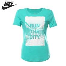 Original New Arrival NIKE Women's T-shirts short sleeve Sportswear