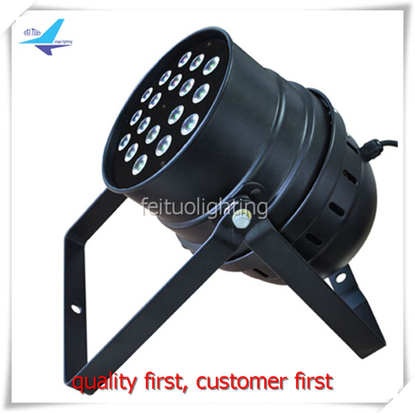 free shipping 2pcs/lot China RGBW 18X10W 4IN Par Light LED Lumiere Wash DJ Party Stage Par Can Power Strobe KTV DMX Music Active