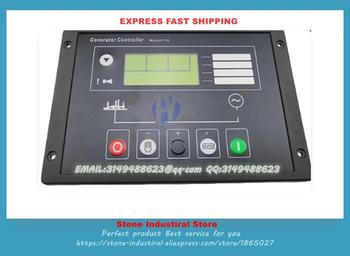 DSE720 Deep Sea Controller DSE710 Self-Starting Controller Control Panel For Diesel Engine Generator Set Controller  - buy with discount