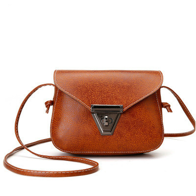11 Colors New Crossbody bags for women Small Side Of Mini Mobile Phone Messenger Bag Triangle buckle Women Bags Shoulder Bags 2