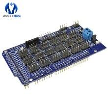 Pour Arduino Mega capteur Module bouclier V2.0 V2 pour Arduino Module ATMEGA 2560 R3 1280 capteurs ATMEL AVR carte de développement