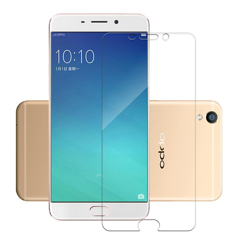 Tempered Glass for OPPO F7 A37 A59 A83 A85 Screen Protector Toughened Membrane For OPPO F1S F1 R11 R11S Plus F5 Lite Glass Film