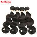 7A Malasia Virgin Hair Body Wave 4 Bundles Ofertas Bruto Armadura Del Pelo Humano Barato de Malasia Onda Del Cuerpo de la Extensión Del Pelo