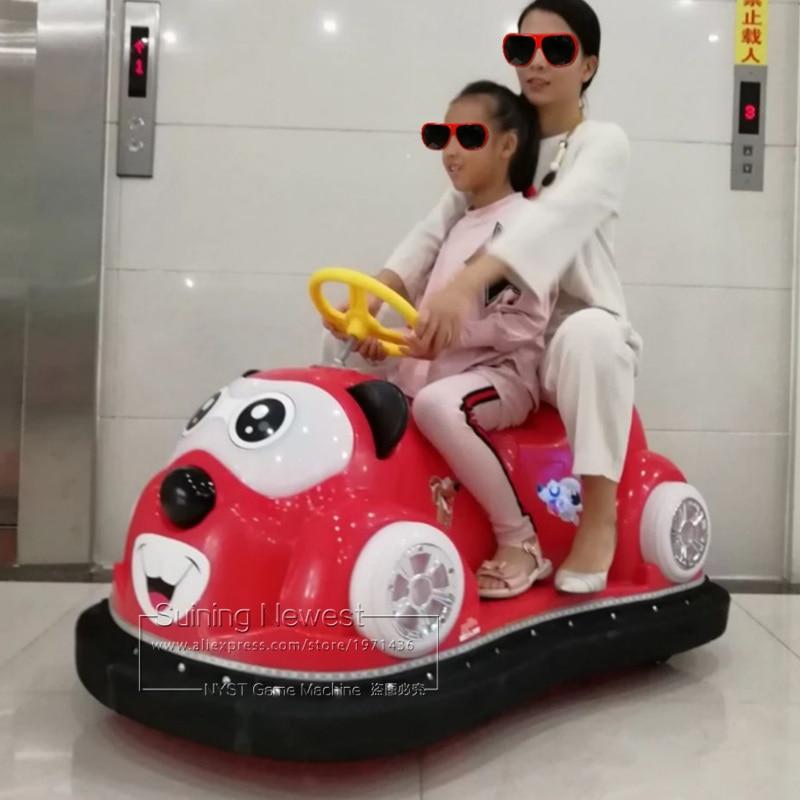 ילדים ובני נוער חיצוני משחקים שעשועים פרק יריד מטבע פעל משחק מכונת סוללה חמוד דוב בעלי החיים פגוש מכוניות