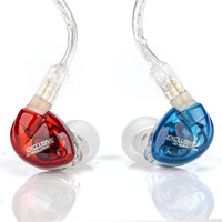 TFZ EXCLUSIVE 1 Hifi Monitor Ear Hook Earphones High Quality Stereo Headphones Transparent Noise Canceling Music