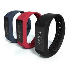 Original iwown I5 Más Inteligente Pulsera Bluetooth Actividad Muñequera Fitness Sueño Recordatorio Passmeter Reloj Deportivo