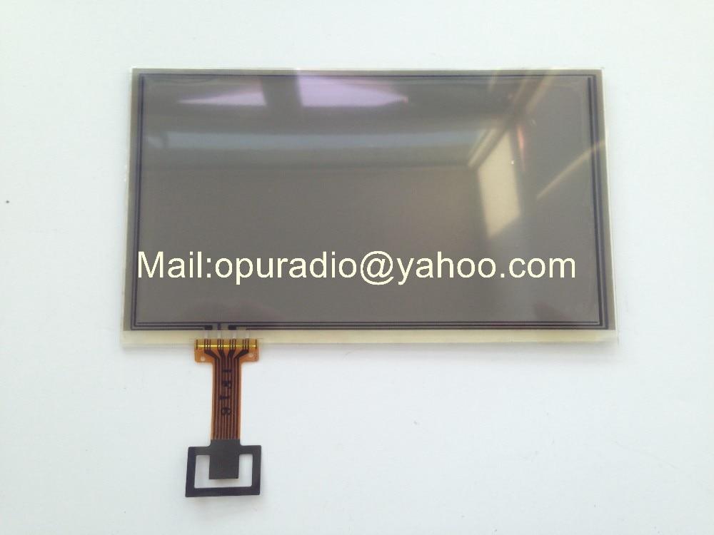 ТПО сенсорный экран C065GW03 V0 сенсорной панелью для VW для автомобиля Skoda навигации ЖК-дисплей